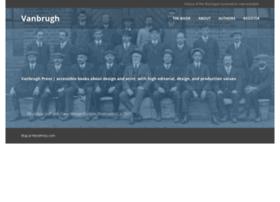 vanbrughpress.com