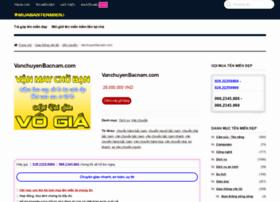 vanchuyenbacnam.com