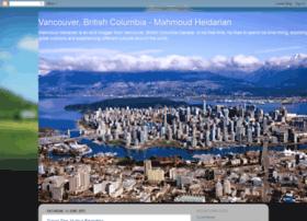 vancouver-bc-mahmoud-heidarian.blogspot.com