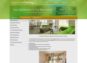 vancouver-cleaning.com