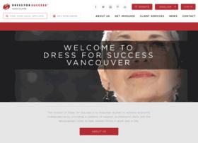 vancouver.dressforsuccess.org