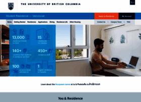 vancouver.housing.ubc.ca
