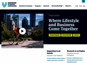 vancouvereconomic.com
