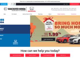 vancouverhonda.com