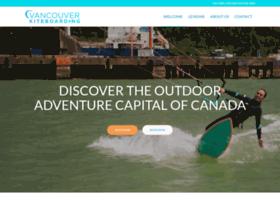 vancouverkiteboardinglessons.com