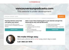 vancouversunpodcasts.com