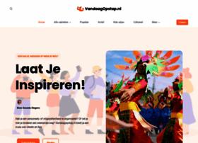 vandaagopstap.nl