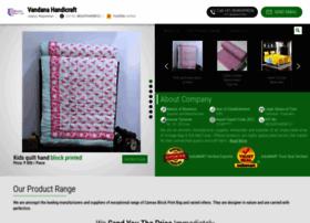 vandanahandicrafts.com