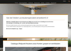 vanderveldenkeukens.nl