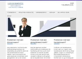 vaneeckhoutteadvocaten.nl