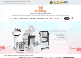 vaneybeauty.com
