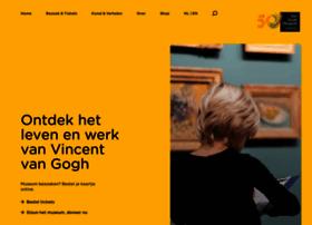 vangoghmuseum.nl