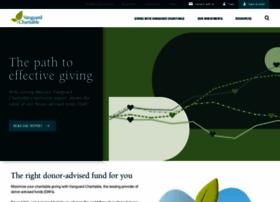 vanguardcharitable.org