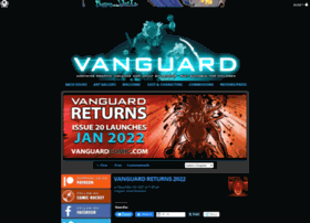 vanguardcomic.com