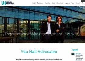 vanhallarbeidsrecht.nl