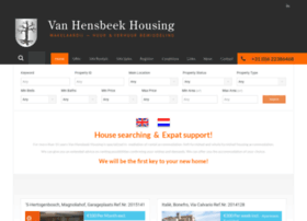 vanhensbeekhousing.com