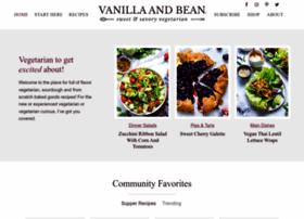 vanillaandbean.com