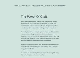 vanillacraftblog.com
