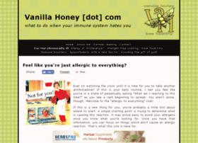 vanillahoney.com