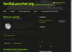 vanillalauncher.org