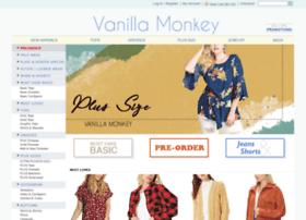 vanillamonkey.com