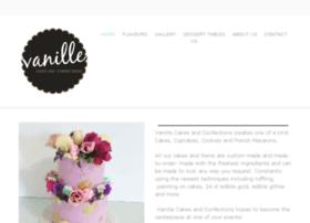 vanillecakes.ca