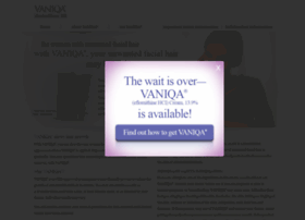 vaniqa.com