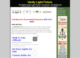 vanitylightfixture.net