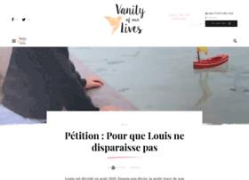 vanityofourlives.com
