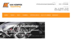 vankempenrijopleiding.nl