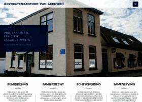 vanleeuwen-advocaat.nl