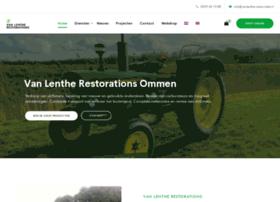 vanlenthe-restauratie.nl