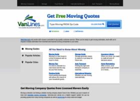 vanlines.com