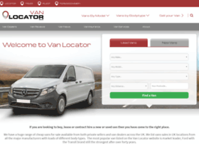 vanlocator.co.uk
