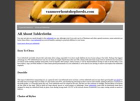 vanmeerhoutshepherds.com