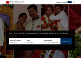 vanniyarmatrimony.com