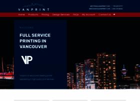 vanprint.com