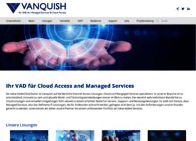 vanquish.de