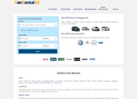 vanrental24.com