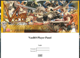 vanro.no-ip.com