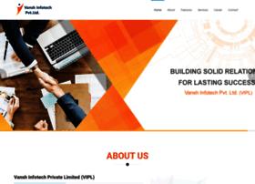 vanshinfotech.com