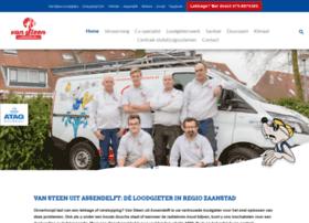 vansteenloodgieters.nl