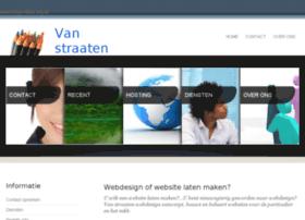 vanstraaten-webdesign.nl