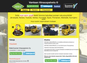 vantaanhinaus.fi