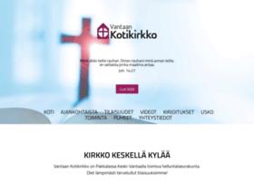 vantaankotikirkko.fi