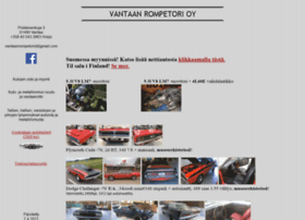 vantaanrompetori.fi