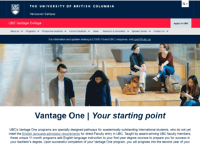vantagecollege.ubc.ca