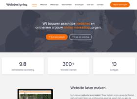 vantuinen-webdesign.nl