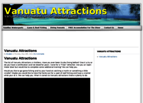 Vanuatuattractions.com