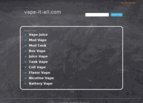 vape-it-all.com